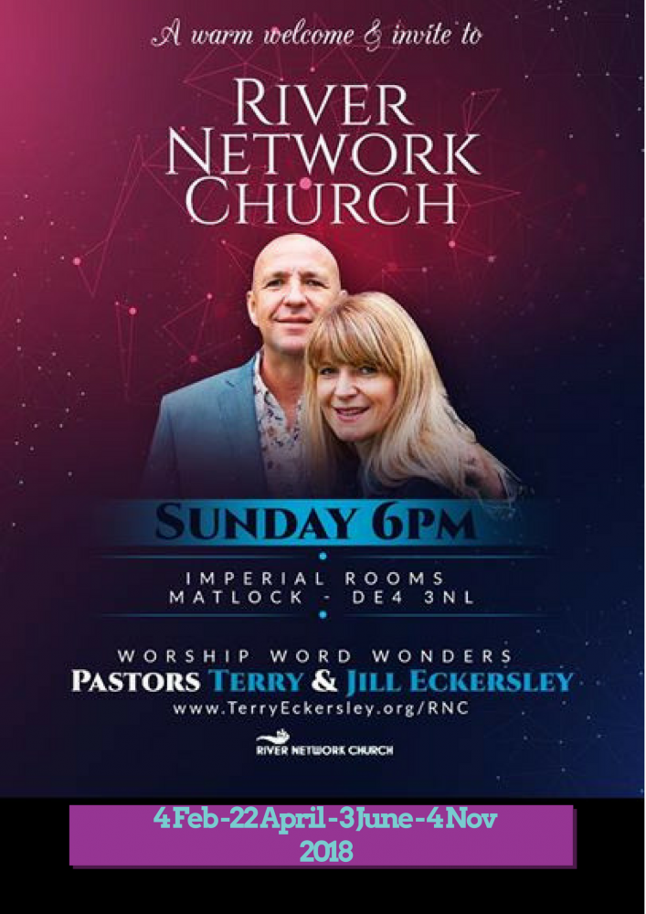 River Network Church @ Imperial Rooms, Imperial Road, Matlock DE4 3NL