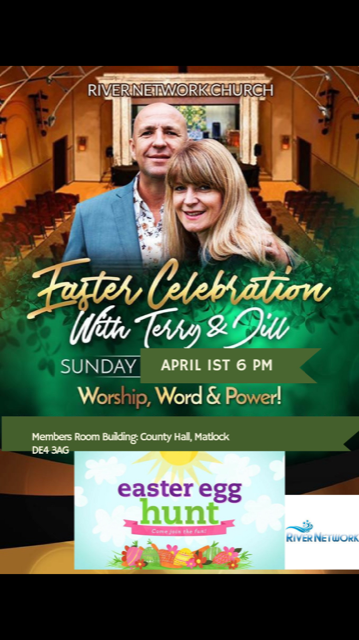 Easter Celebration with Terry and Jill