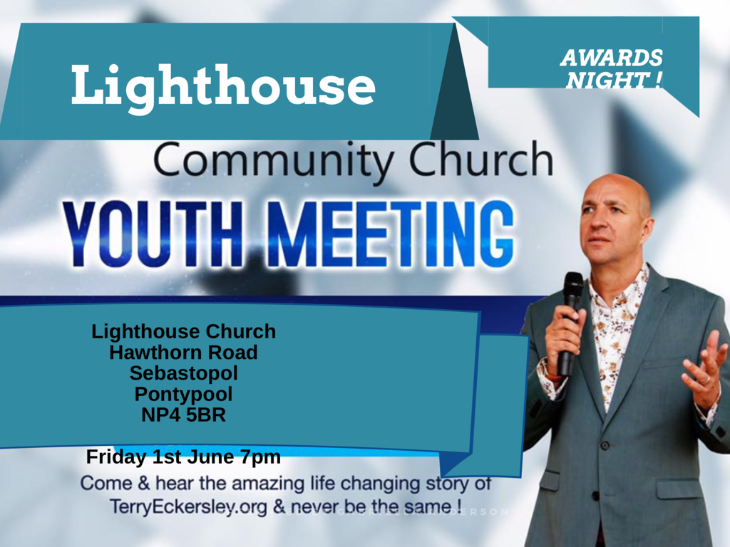 Lighthouse Community Church Youth Meeting @ Lighthouse Church Hawthorn Road Sebastopol Pontypool NP4 5BR