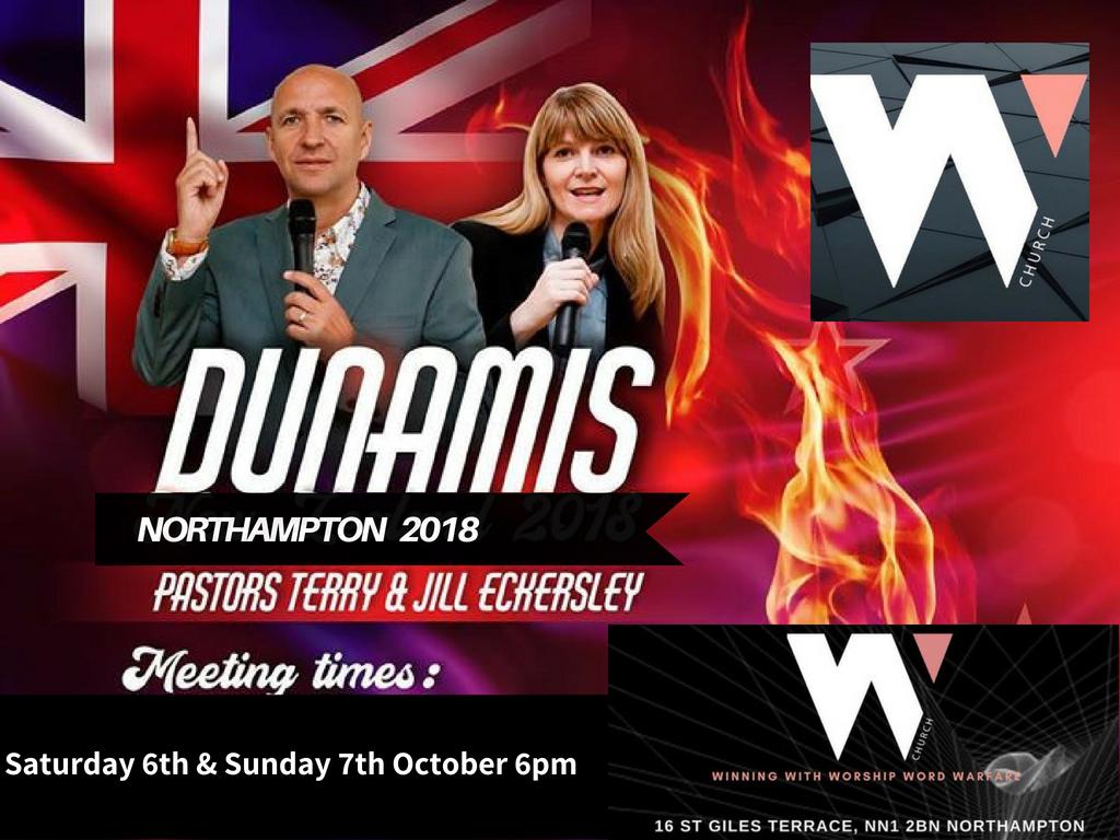 Dunamis Northampton 2018