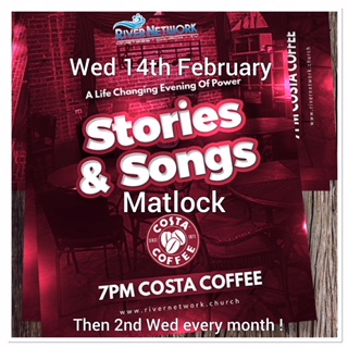 Stories and Songs @ Matlock Costa Coffee