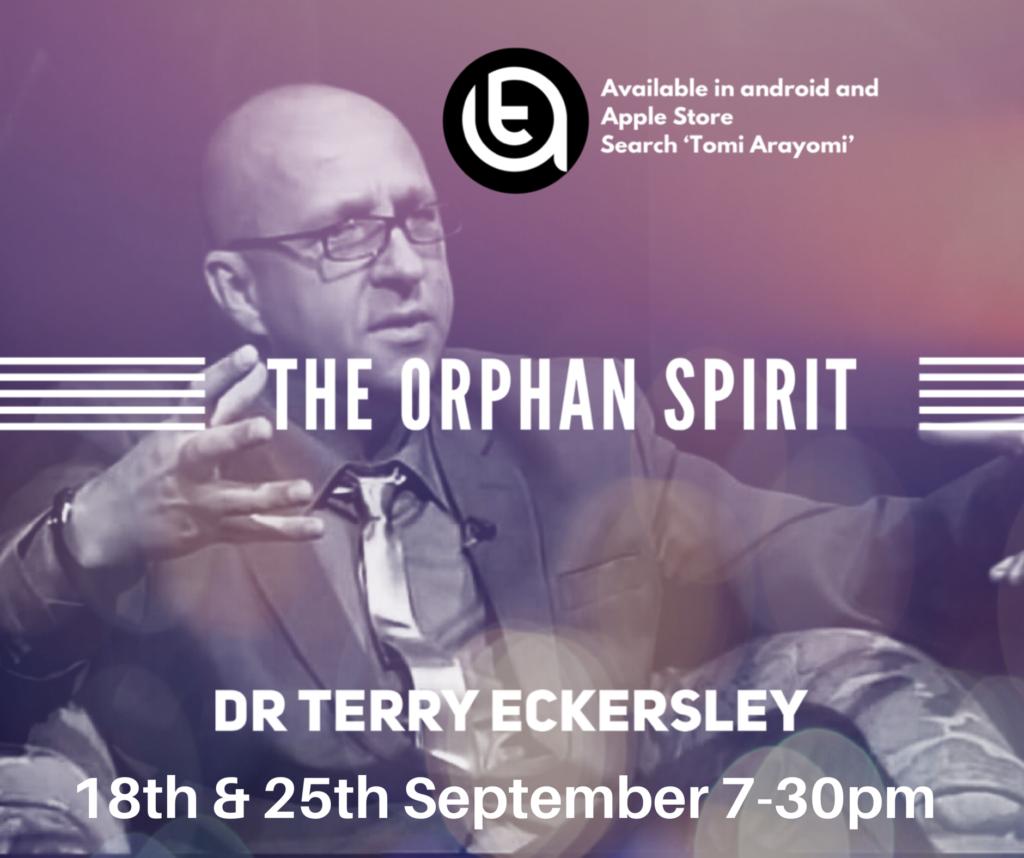 The Orphan Spirit