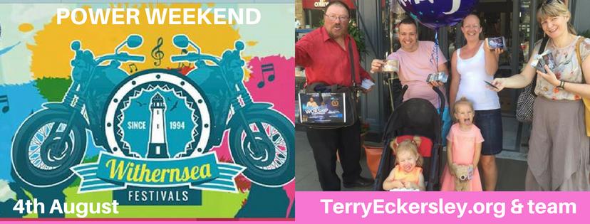 Power Weekend Withernsea Festivals
