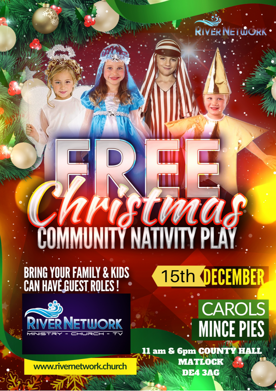 Free Christmas Community Nativity Play