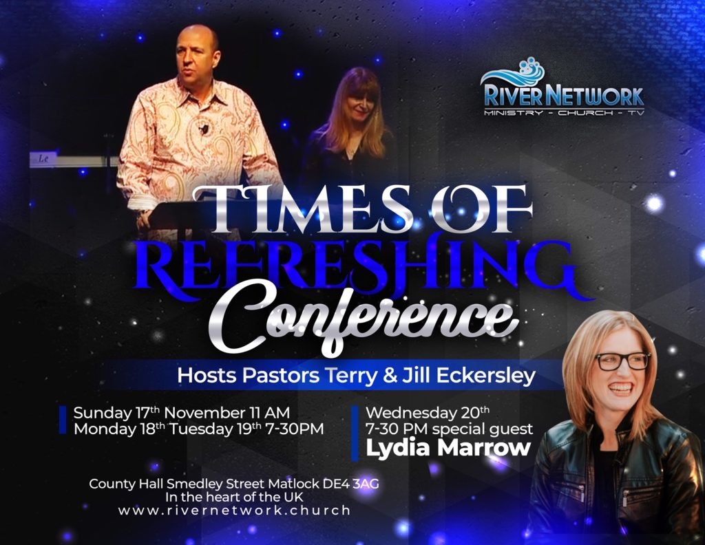 Times of Refreshing Conference