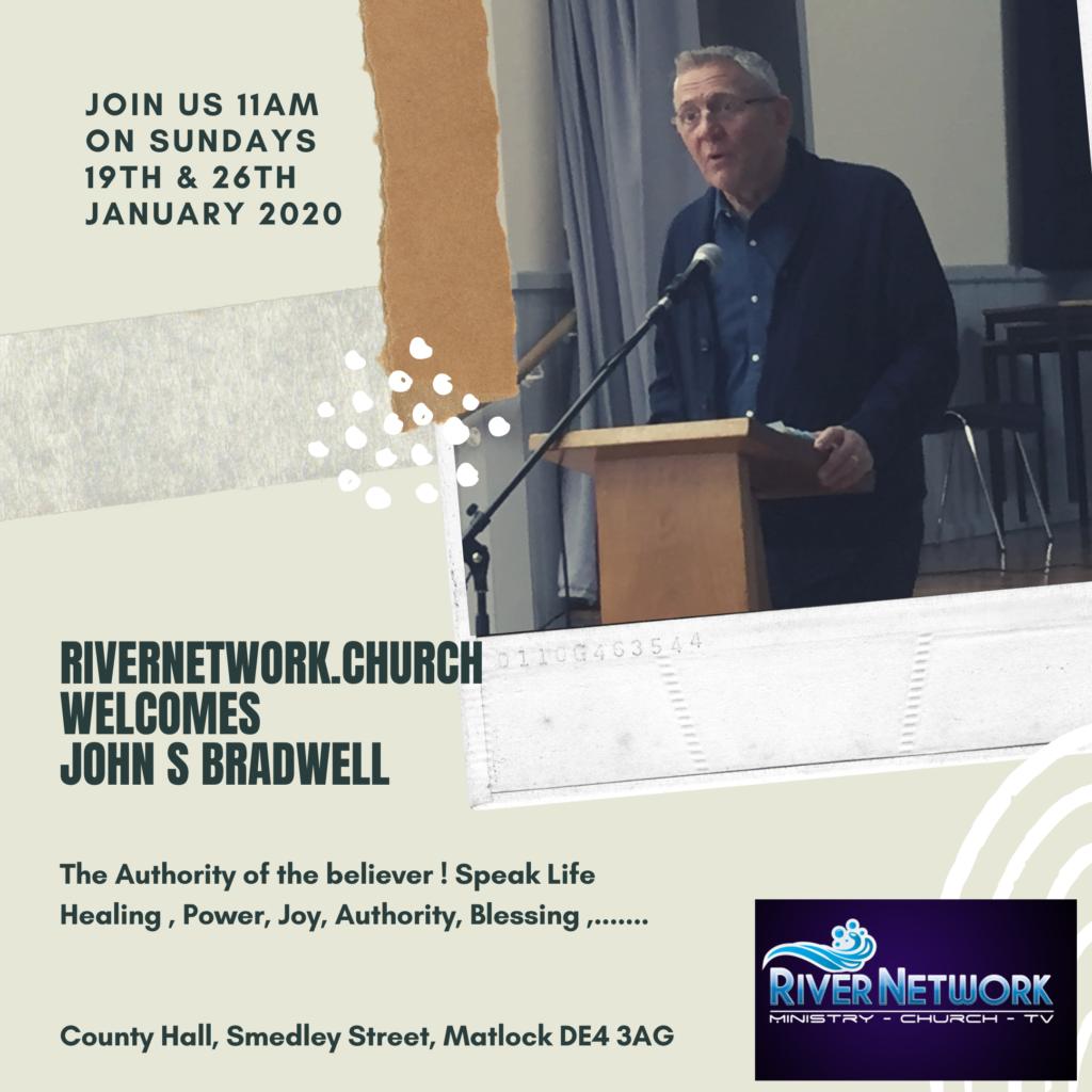 RNC Welcomes John S. Bradwell