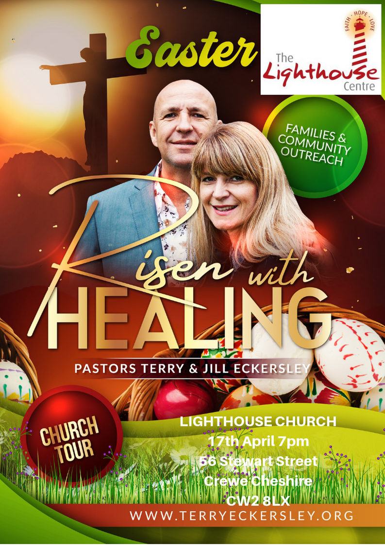 Risen with Healing Church Tour @ Lighthouse Church