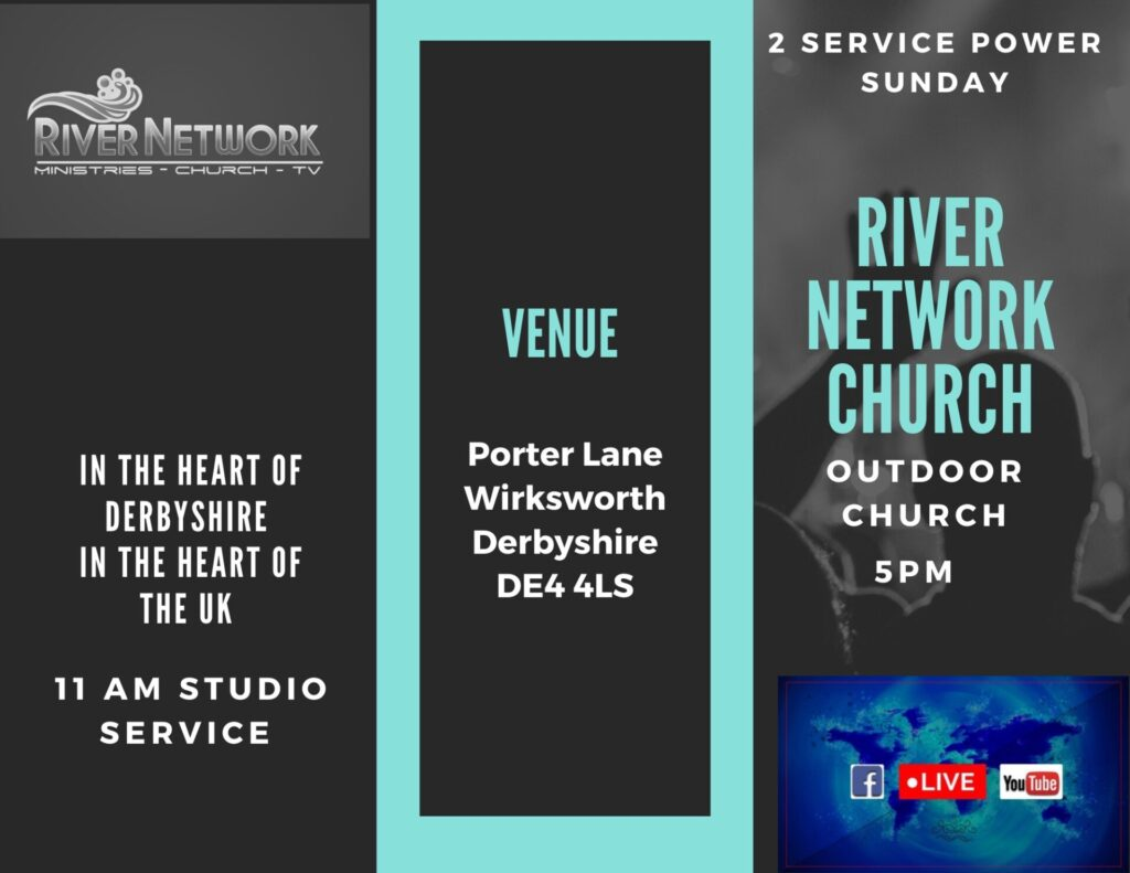 CHRISTIANS & CHURCHES TOGETHER ! 30th August  OUTDOOR REVIVAL UK 🇬🇧